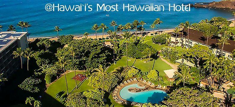 Kaanapali Beach Hotel Lahaina Hi